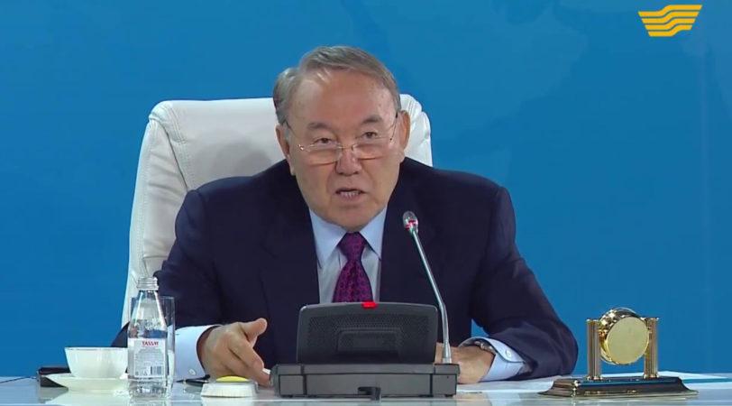 Преступления Нурсултана Назарбаева