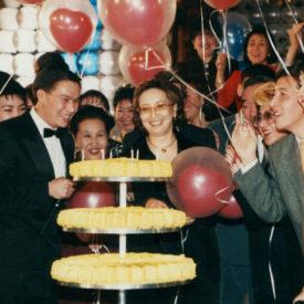 TAN Television Company turns seven, 1997