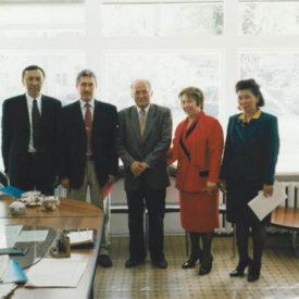 Almaty Economic University management