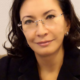 Leila Khrapunova, 2013