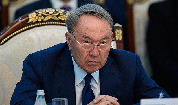 Нурсултан Назарбаев - Президент РК