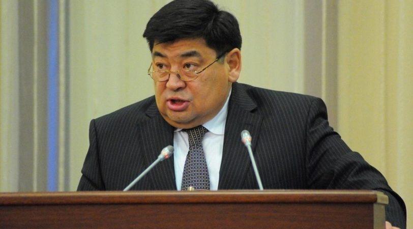 R. Tousoupbekov