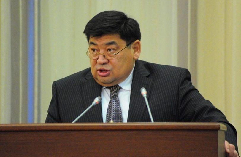 Р. Тусупбеков