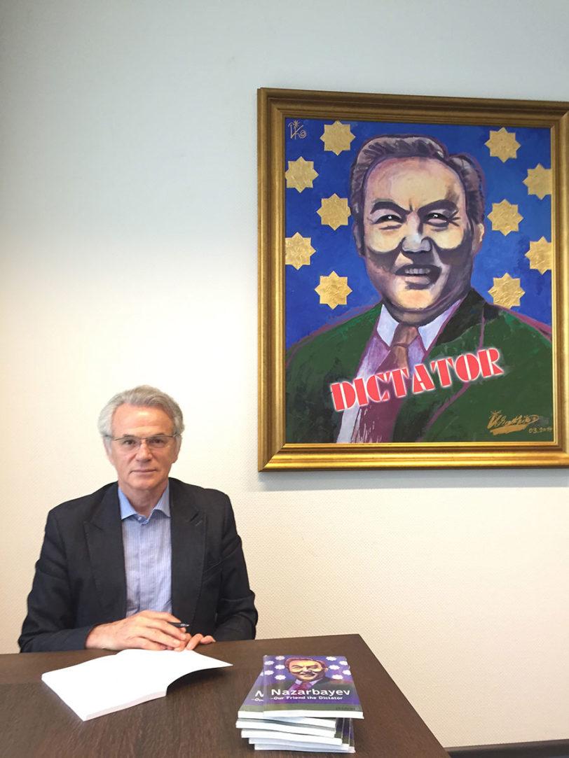 Виктор Храпунов Казахстанский политик, политический диссидент