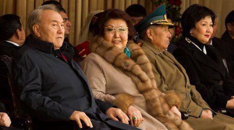 Диктатор Назарбаев