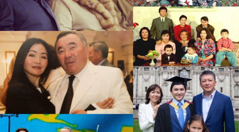 Президент Назарбаев защитил свою семью Конституцией и объявил войну семьям казахстанцев