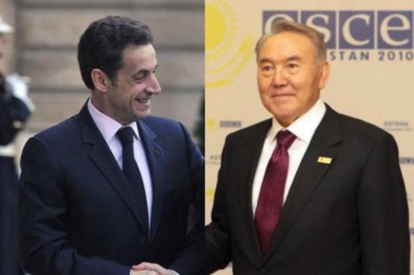 Коррумпированный Президент Назарбаев просит помощи у населения