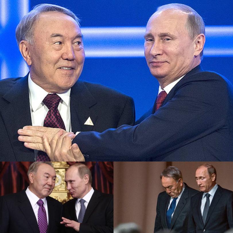 Многофлюгерность Президента Назарбаева