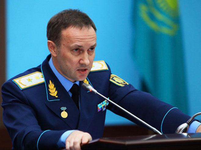 Самобичевание карманных Прокуроров Президента Назарбаева