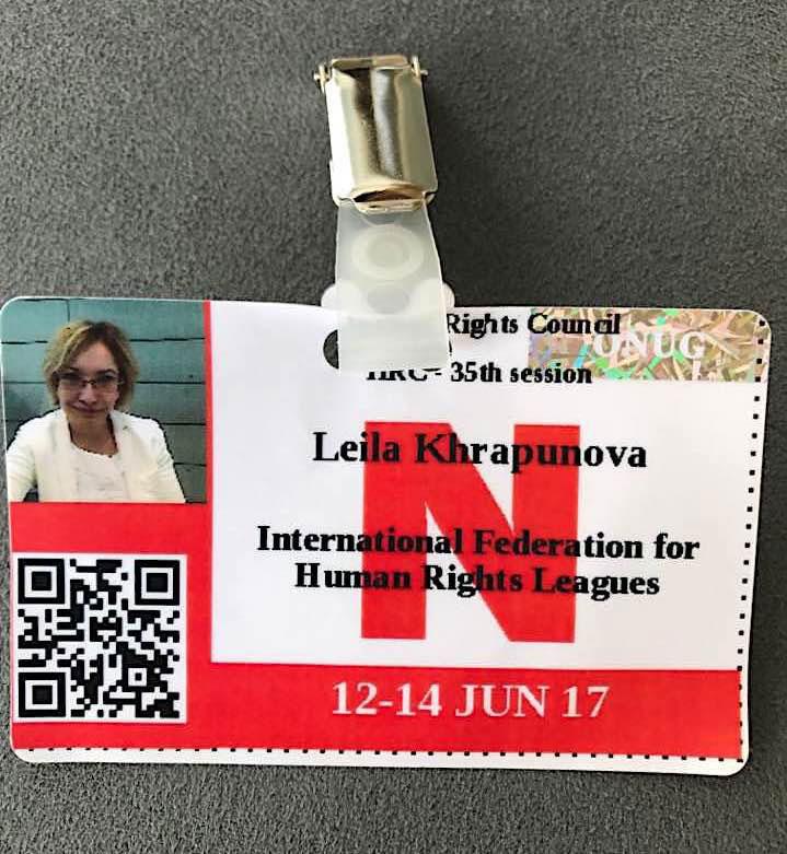 Важно информировать международные организации и правозащитников о нарушении прав человека режимом Президента Назарбаева