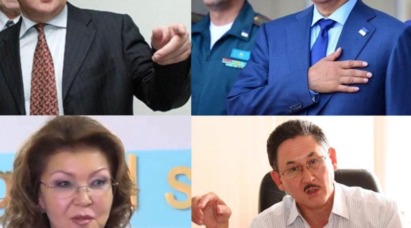 Високосный год для медийных друзей Казахстанского политика Тасмагамбетова