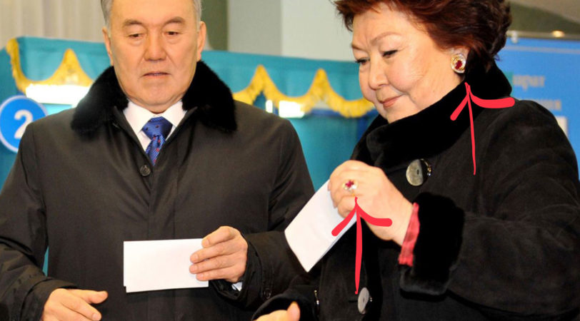 НОВЕЛЛА. Империя лжи. Женщины Президента Назарбаева