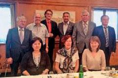 Kasachischer Politiker lud Nationalräte ein