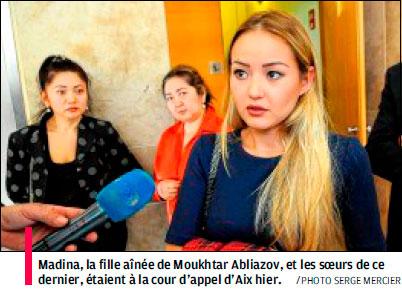 L'oligarque Kazakh reste en détention
