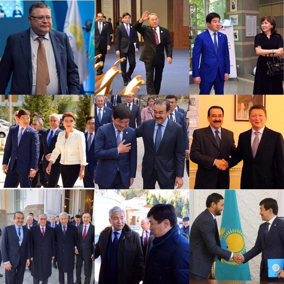 «Табаки» Назарбаева ставят на Байбека