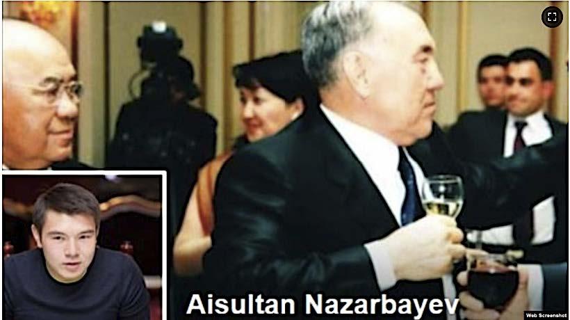 Политическое шоу — Семья Назарбаева