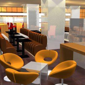 """Lounge Bar """"VITALITA"""""""